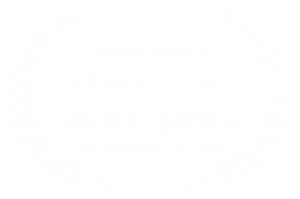 AWARD WINNER - Hollywood Blood Horror Festival - Best Special Makeup - March 2020 - white