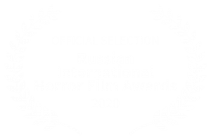 OFFICIAL SELECTION - Russian International Horror Film Awards - 2020 - White